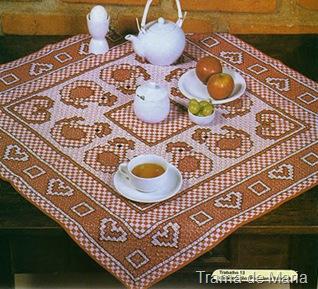 toalha de chá