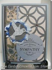 Floral Latice Sympathy