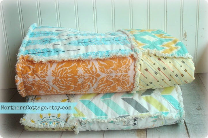 {NorthernCottage} Pretty STacked QuiLTs