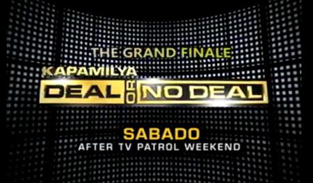 Kapamilya Deal Or No Deal