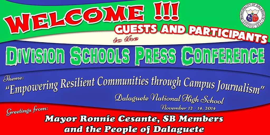 2014 Division Schools Press Conference