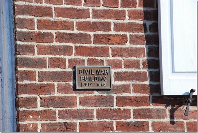 11-06-12 C Jennie Wade House in Gettysburg 005