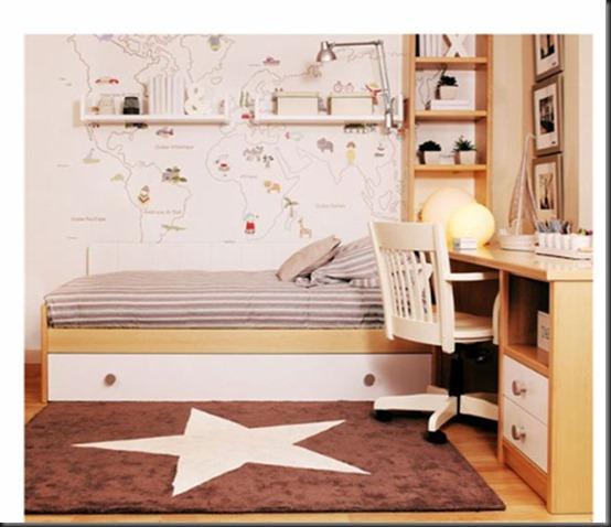 Decora con alfombras tu dormitorio decoracion de interiores for Alfombras para dormitorio