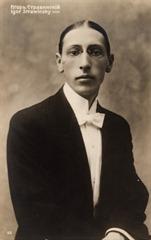 Stravinsky en la época del estreno de La consagración