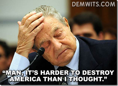 Soros Headache