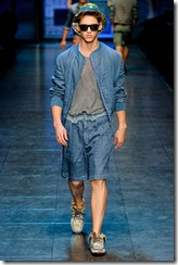 D&G Menswear Spring Summer 2012 Collection Photo 31