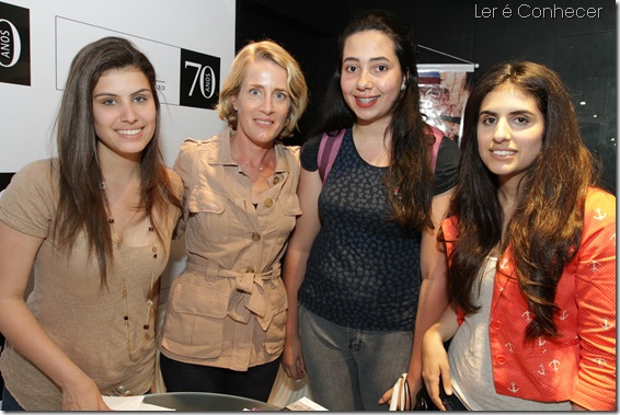 Cecily & Mariana e outras, kkk