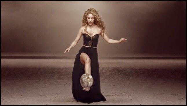 Shakira - Dare (lalala)