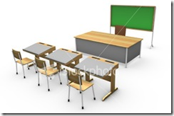 stock-photo-4413228-classroom-set