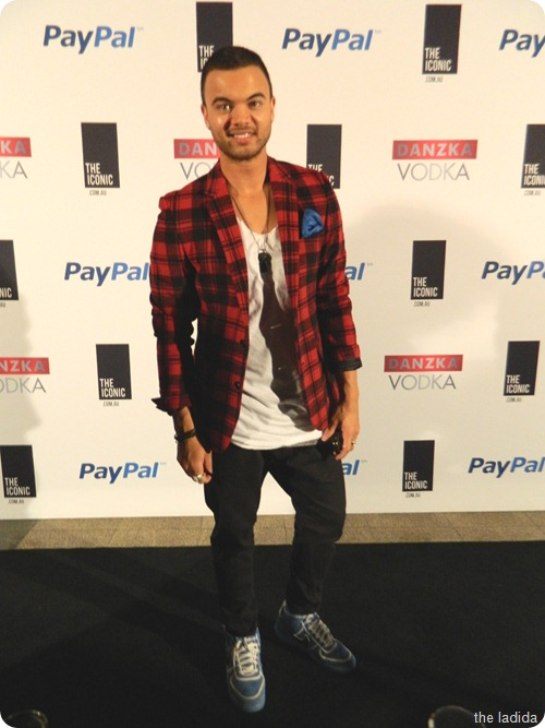 THE ICONIC - First Birthday Party - October 11 2012 - Guy Sebastian