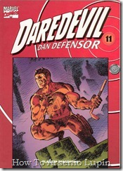 P00011 - Daredevil - Coleccionable #11 (de 25)