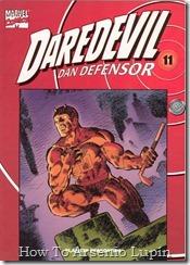 P00011 - Daredevil - Coleccionable #11 (de 25)