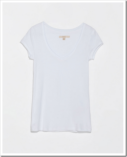 Como llevar camiseta blanca