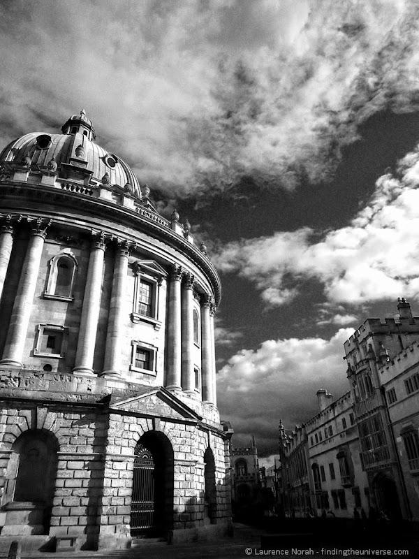 Radcliffe-Gebäude in Oxford
