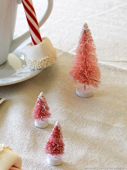 Marshmallow & Peppermint Stir Sticks via homework (7)