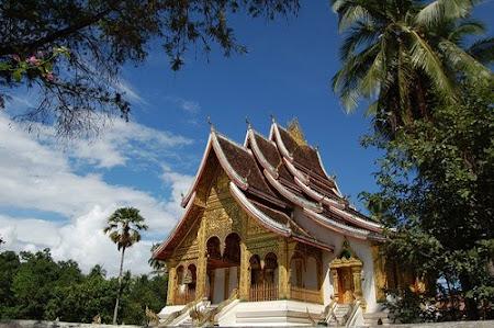 Buddhism in Laos: Luang Prabang