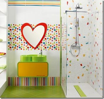 Baños Modernos para Niños6