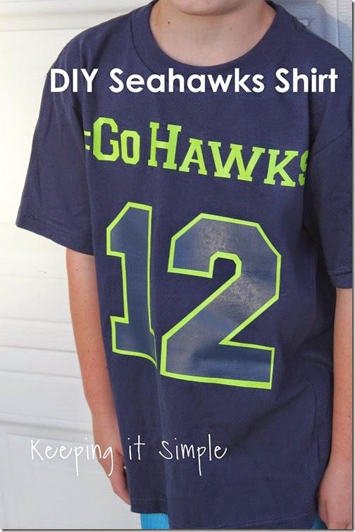 SeaHawks Shirt #NFLVinyl