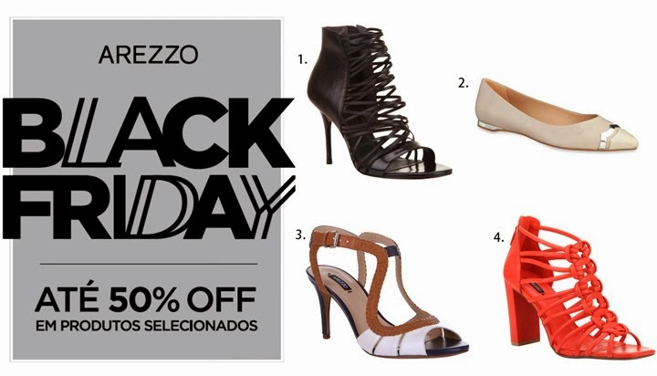 Black Friday Arezzo ofertas