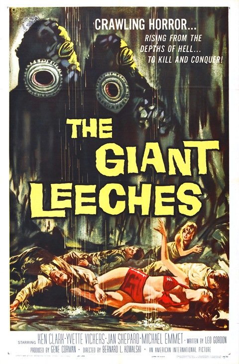 Attack Of Giant Leeches 01