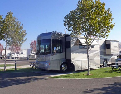 Sparks Marina RV Resort