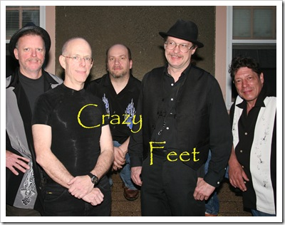 Crazy Feet photo