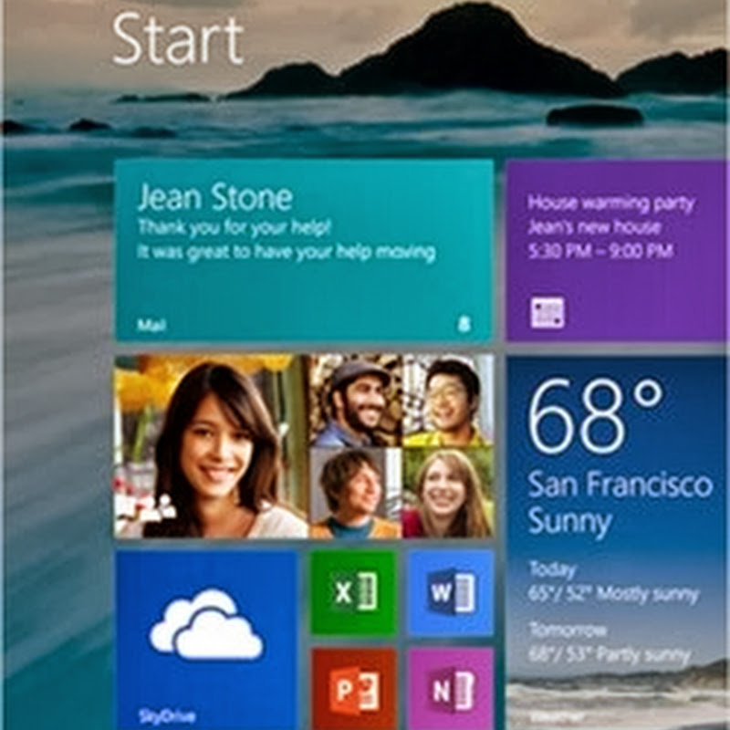 Razones para actualizar a Windows 8.1