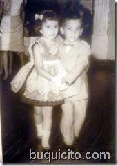 Chavela y Angel Delgado