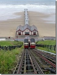 saltburn tramway2 and pier