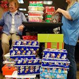 WBFJ - Operation Christmas Child Collection Week - Chick-fil-A - Thruway - Winston-Salem - 11-20-14