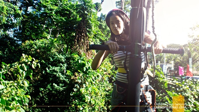 Photo Ops at Subic's Tree Top Adventure