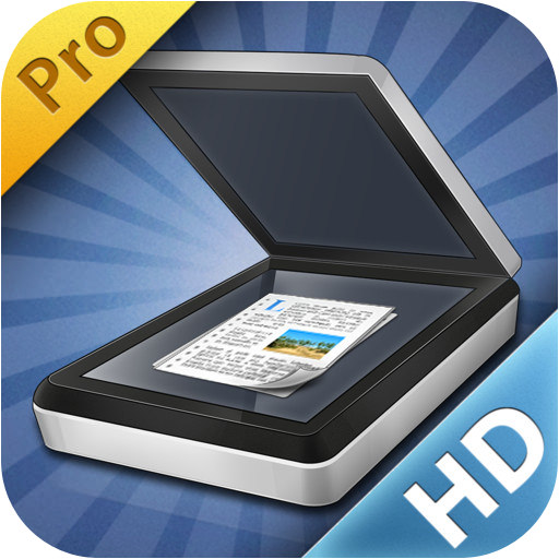 1CamScanner HD Pro Icon