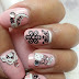 What NOT to do when putting on nail decals.