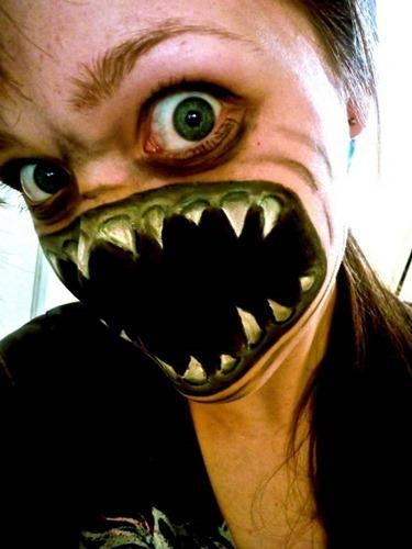 maquillaje miedo disfracesfaciles (11)