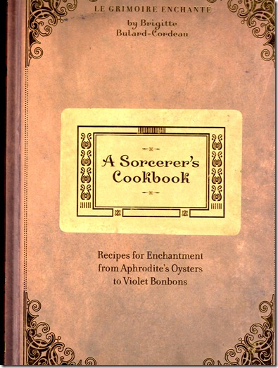 sorcerors cookbook cover