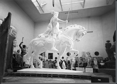 Atelier do Escultor Leopoldo de Almeida (Av. da Índia).2