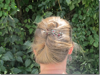 Lilla Rose French Twist