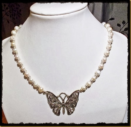 perler sommerfugl