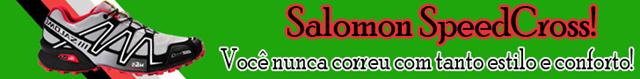TÊNIS SALOMON SPEEDCROSS