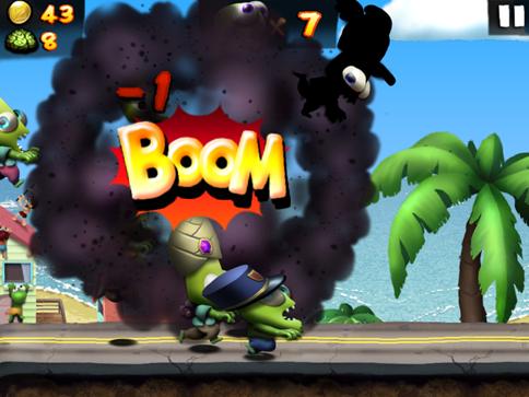 zombie tsunami 3