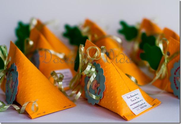 cenourinha para chocolate baton
