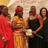 Women's Courage Awards 2013