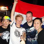 Team Japan, Matt & Brennen Heart in Toronto, Ontario, Canada