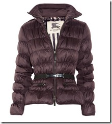 Burberry London Down Jacket