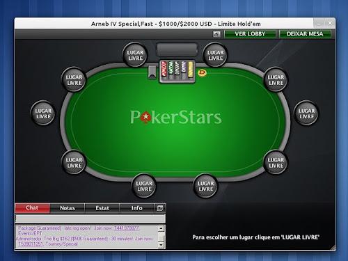 PokerStars su Ubuntu Linux