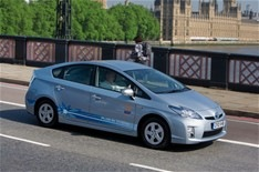 Toyota Prius Plug-in priced from £27,800