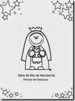 Patrona de Catalunya, 1