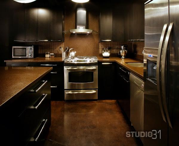 Dark Kitchen Cabinets 3 Dark Kitchen Cabinets