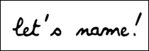 letsname.com logo