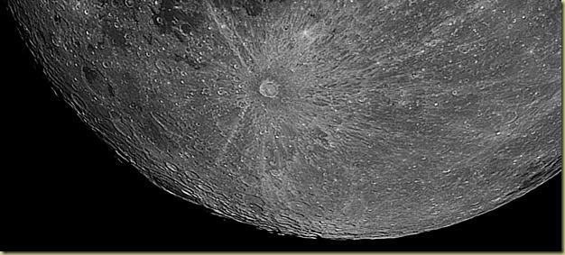 9 November 2011 Moon Mosaic